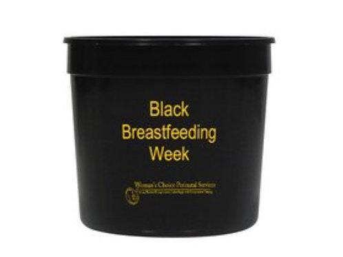 Black Breastfeeding Week Cup