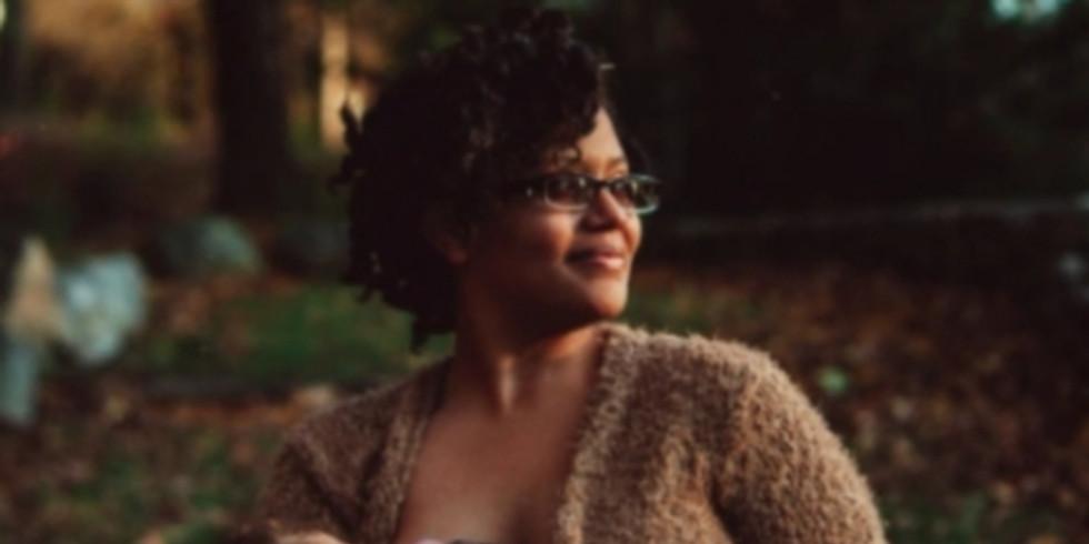 Black Breastfeeding Photoshoot