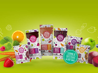 Get Your Snack On With Veggie-Go's