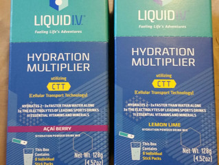 It's summer! Multiply your hydration with Liquid IV