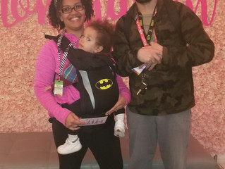 Bat Attack! How KidsEmbrace Got Me Through MommyCon NYC