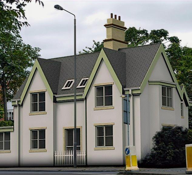 South Lodge, Putney