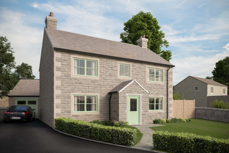 HOUSING DEVELOPMENT FOR LOXLEY HOMES