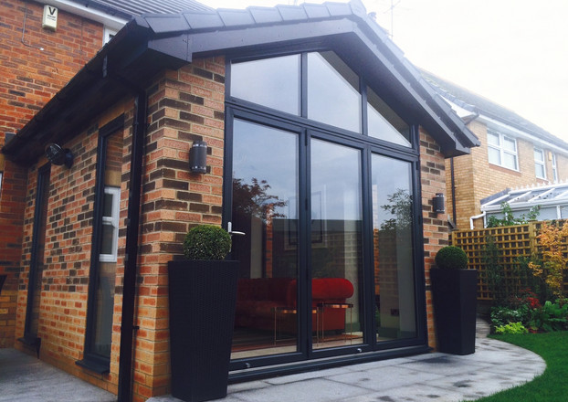 Contemporary Extension, Harrogate