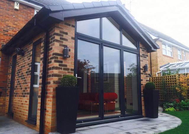 Contemporary Extension, Harrogate