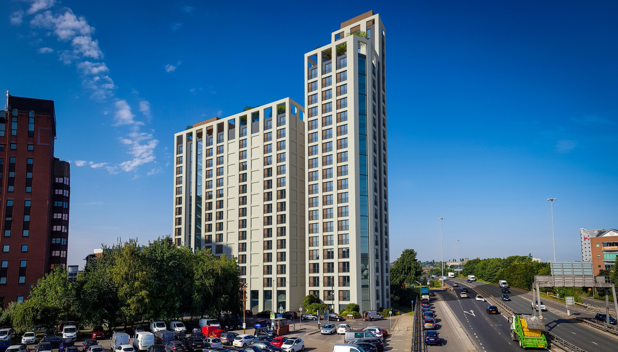 OUTLINE APPLICATION FOR RESIDENTIAL TOWER