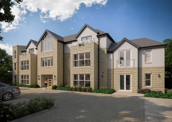 LUXURY APARTMENT SCHEME FOR LOXLEY HOMES
