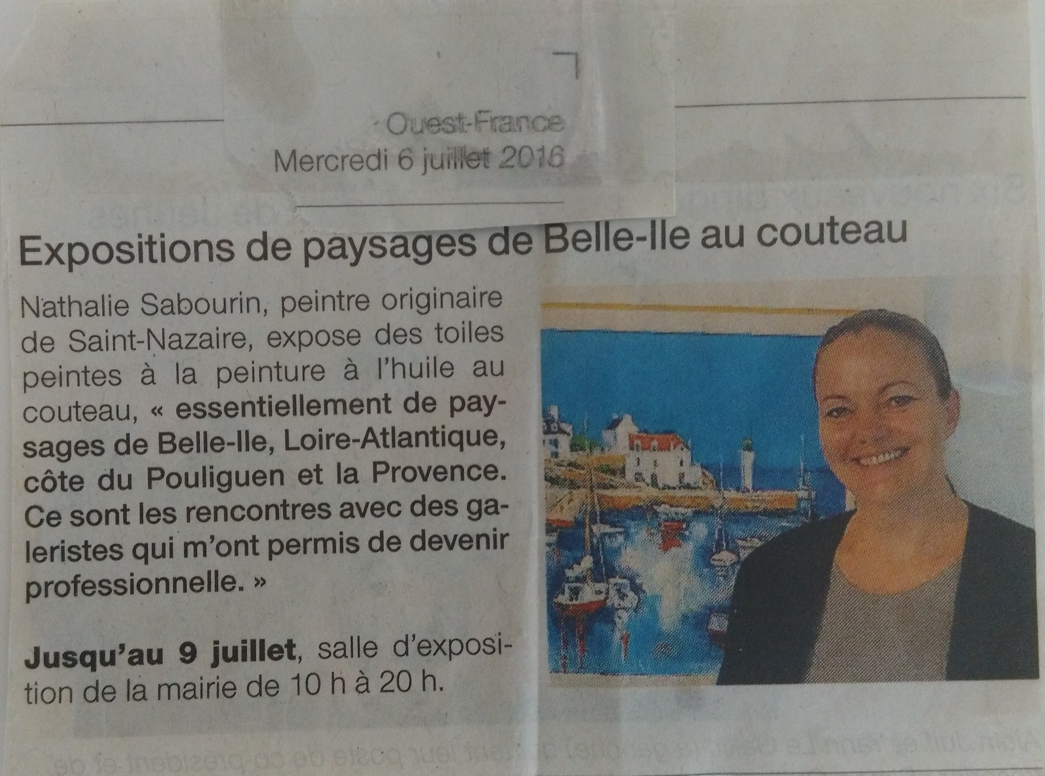2016 07 Ouest France