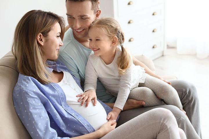 Familienhilfe, Schwangerschaft, Risikoschwangerschaft, Mehrlingsgeburt