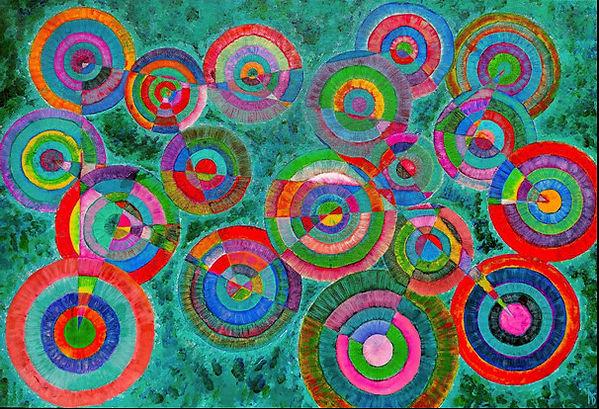 peinture par Marianne Suner, Marseille, Eclosion13, Les Festives 2020