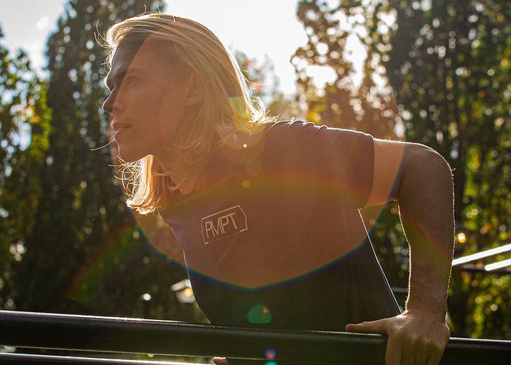 Positive Mind Personal Trainer Jamie Barnard