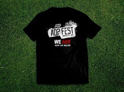 T-Shirt ADPFest-V2