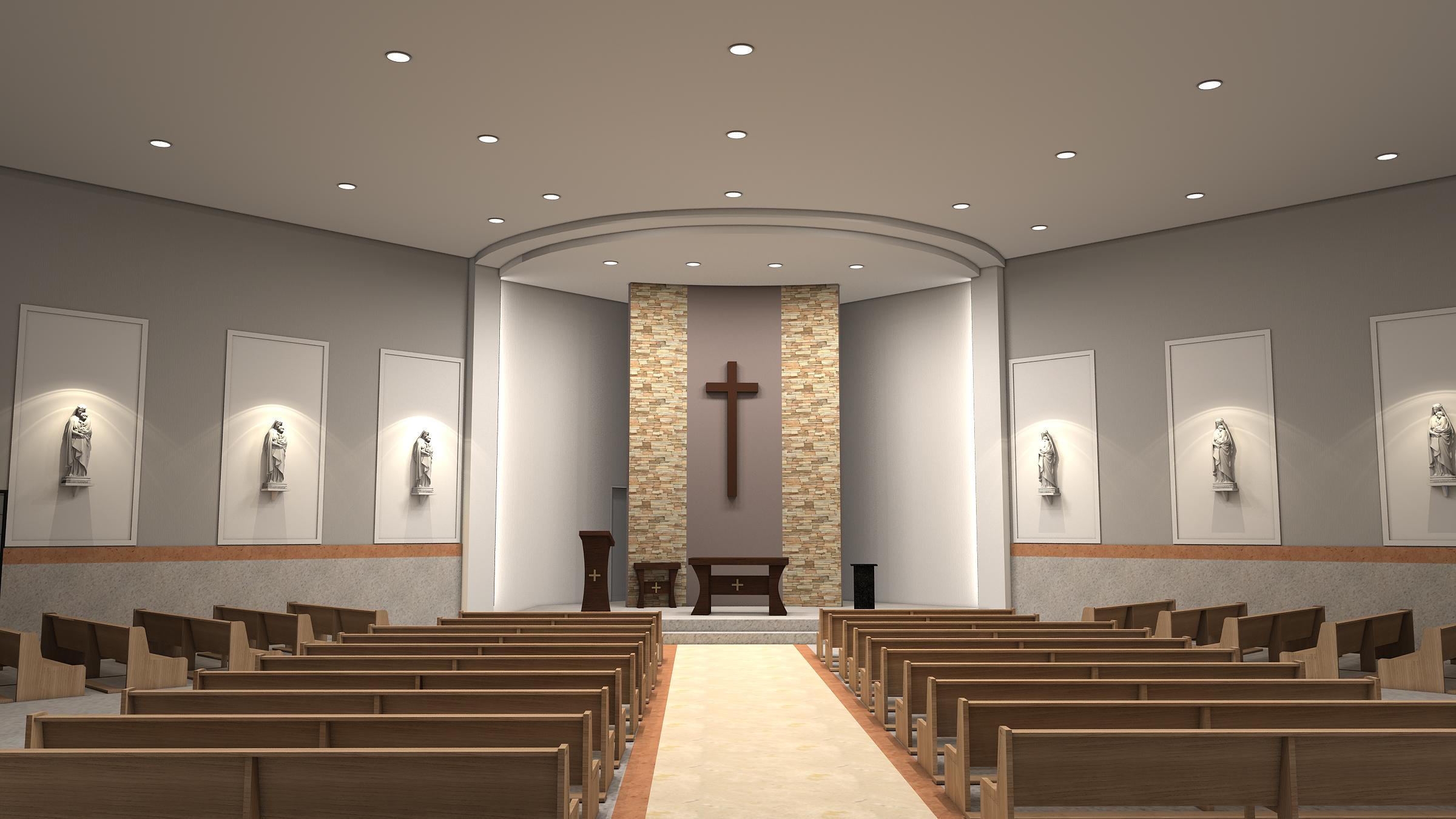 Capela Maria Mãe da Igreja