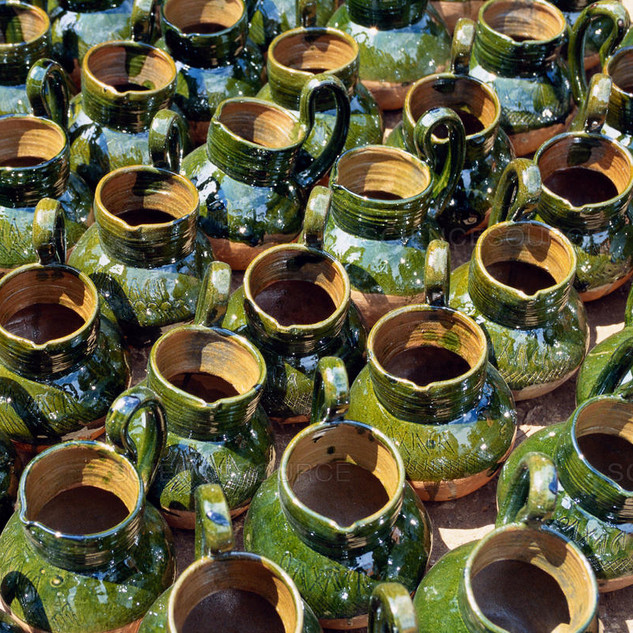 Atzompa Pottery