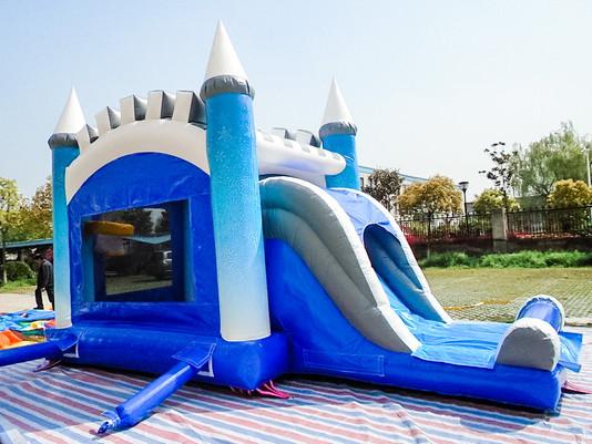 Kids Frozen Bouncy Castle
