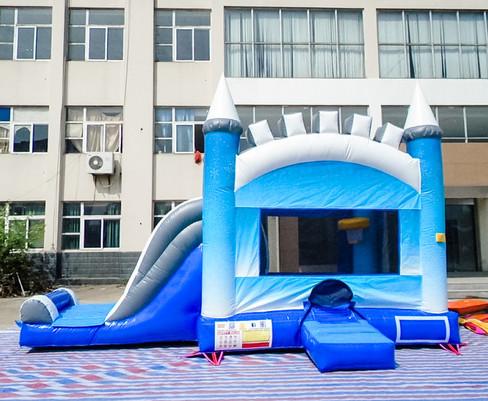 Frozen Bouncy Castle
