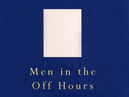 Anne Carson's Men in the Off Hours (Cape, 2000)