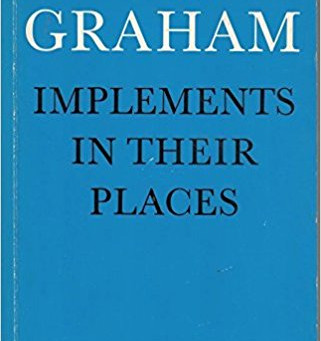 W.S. Graham's Implements in Their Places (Faber, 1977), 2 of 2