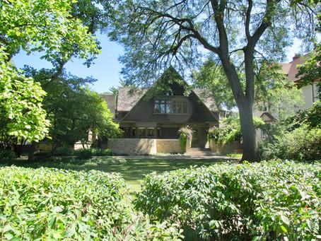 Frank Lloyd Wright Home, Oak Park