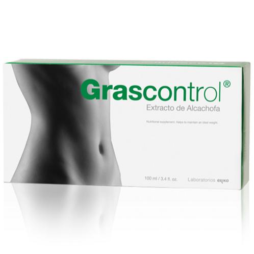 Bodyshock grascontrol artichoke extract 20x5ml
