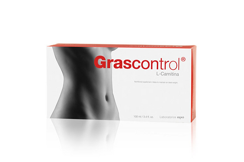 Bodyshock grascontrol L-carnitine 20x5ml