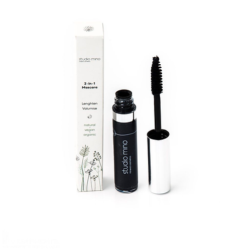 Minerale Mascara Super Lash Black
