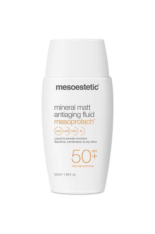 Mesoprotech mineral matt antiaging fluid 50+  50ml
