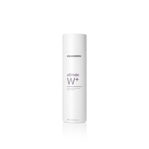 Ultimate W+ whitening toning lotion 200ml