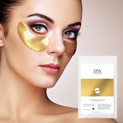 De Lifting Gold Eye Patches