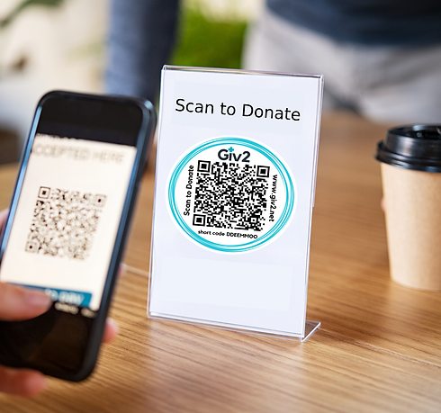 Scan a Give2 Qr code .png