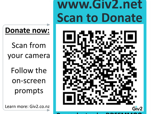 What is a QR code? - And QR code donations?