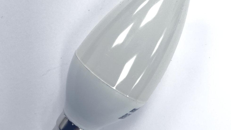 LED - Candle 5w SBC Warm white Opal