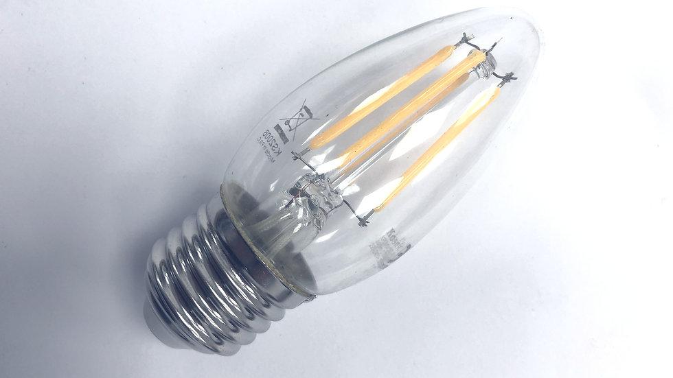 LED - Candle Filament 5w ES