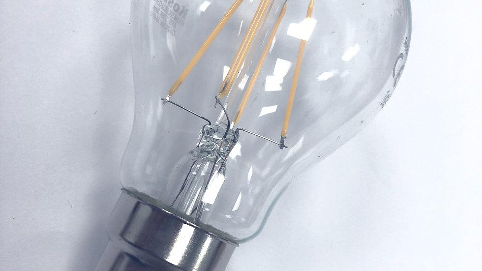 LED - GLS Filament 7w BC