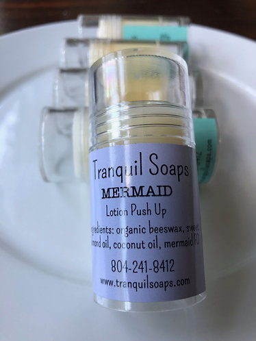 MERMAID Lotion Push Up