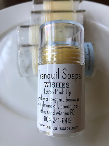 WISHES Lotion Push Up