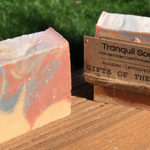 Holiday Soaps!!