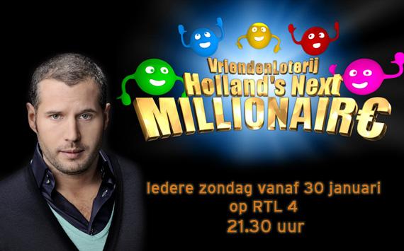 Holland's Next Millionaire