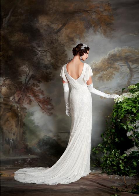 Eliza Jane Howell Weddingdress