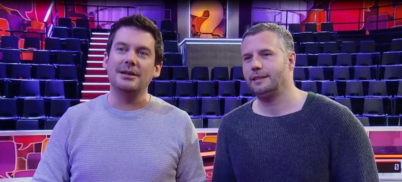 Prof Nicolai & Dr. Beckand