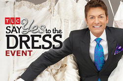 Say yes to he dress event