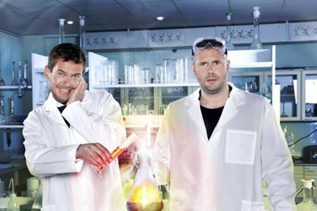 Prof. Nicolai & Dr. Beckand