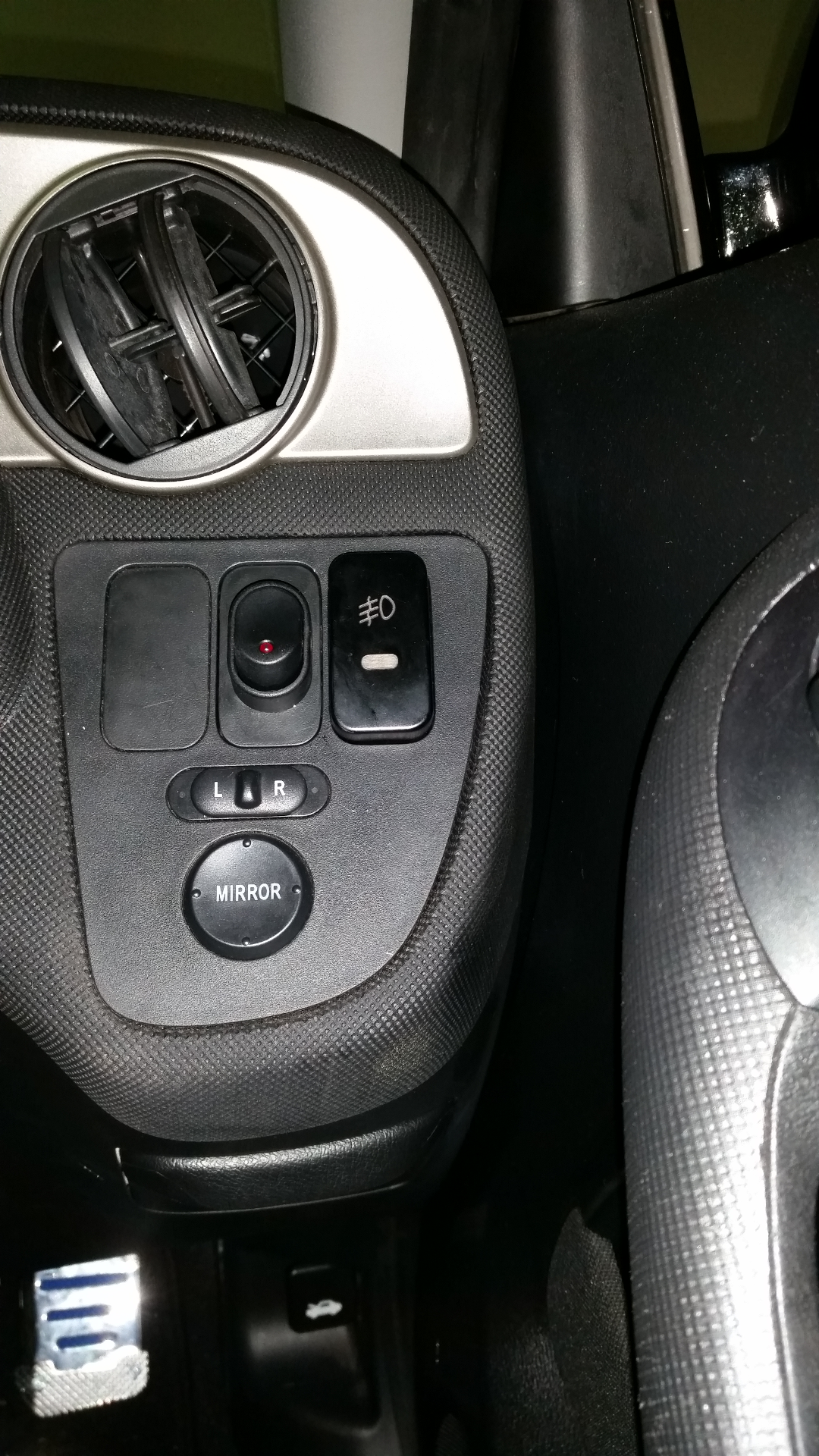 Fog lamps and daytime running lights