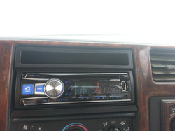Ford F250 truck