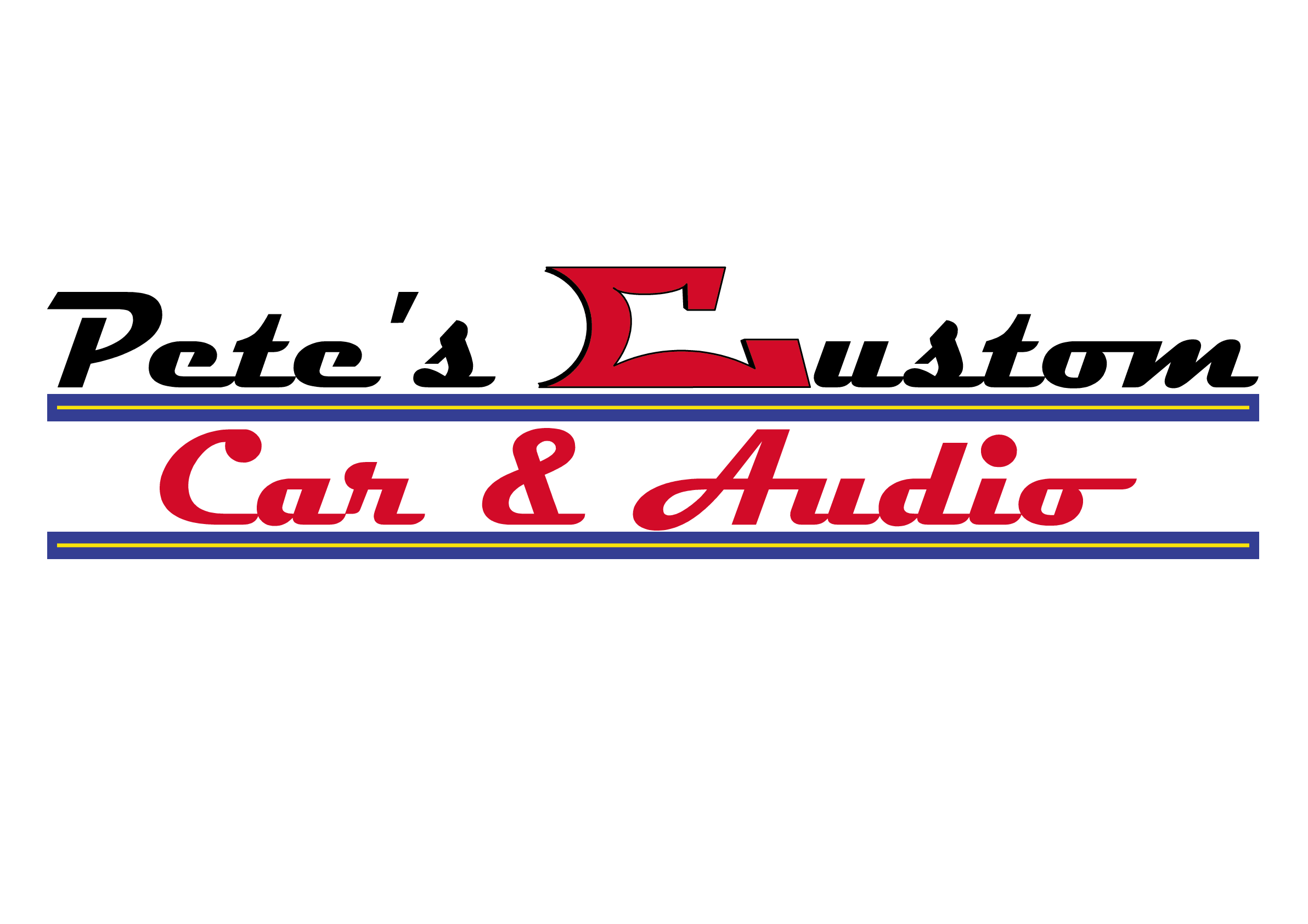 Premium Car Audio Starts Here