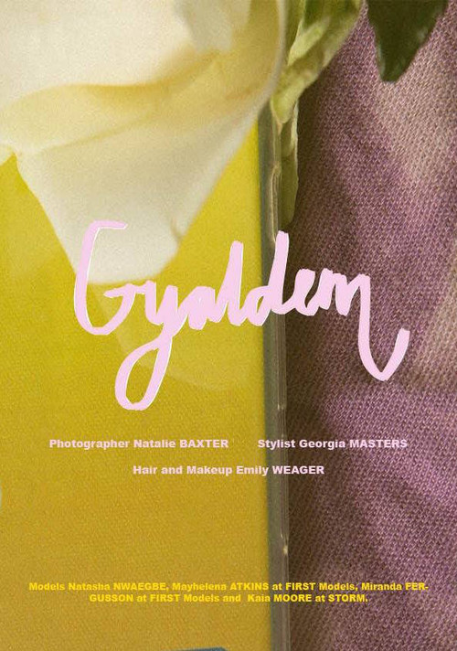 Gyaldem Part 1 Crybaby Zine