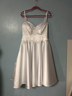 Wedding Dress Progress