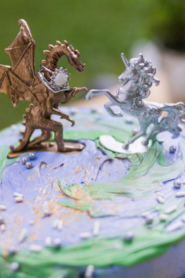 Unicorns and Fairytales styled shoot
