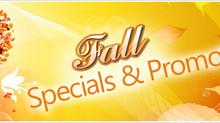 Handyman Promotions - Fall 2013