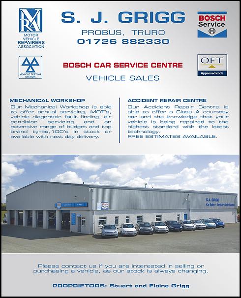 car sales Cornwall